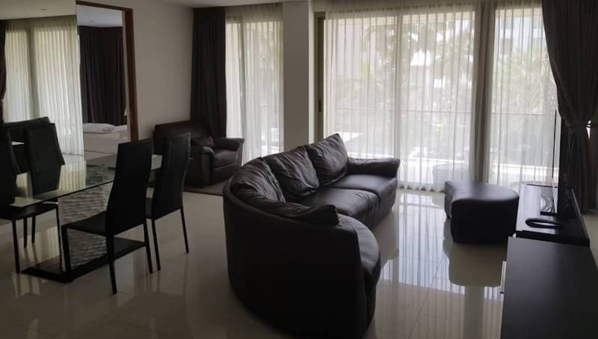 SANCTUARY WONGAMAT 2 BEDROOMS