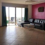 2 bedroom sky beach wongamat pattaya - L shape sofa