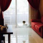 1 Bedroom Park Lane Jomtien Pattaya Rent - open floor plan