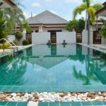 baan dusit pattaya lake 5 bedrooms - pool